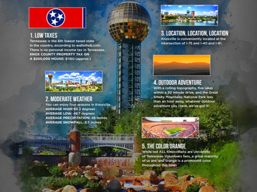5 Reasons to Love Knoxville