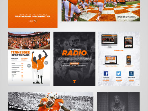 Vol Network Tennessee Athletics Media Kit