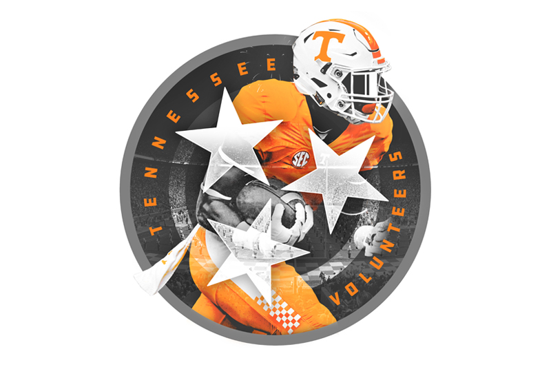 Official 2018 Tennessee Football T-shirt
