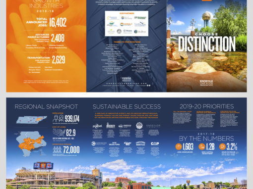 Innovation Valley Trifold Brochure