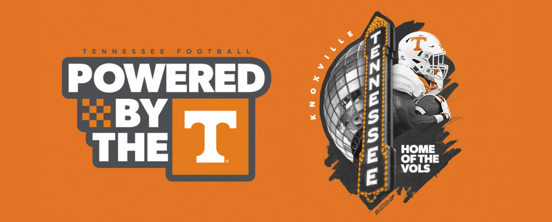 Official 2019 Tennessee Football T-shirt