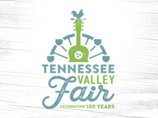 Tennessee Valley Fair Logo