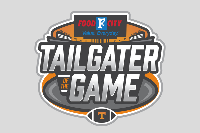 Tennessee Football Tailgater of the Game Logo