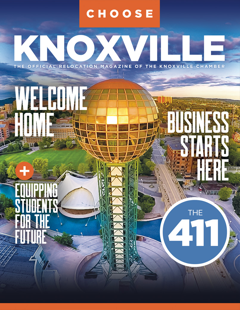 Choose Knoxville Relocation Guide